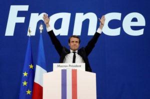 マクロン・フランス大統領