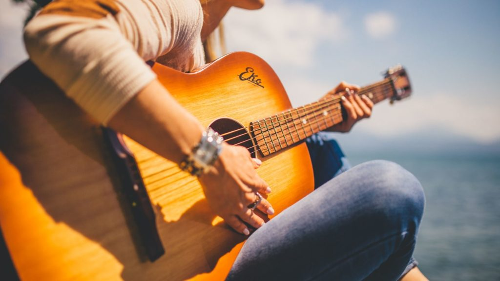 洋楽を聴いて勉強